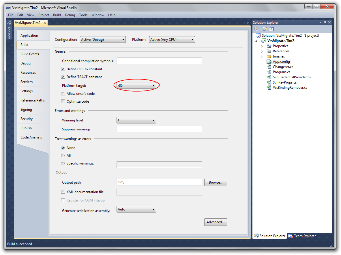 Migrating from Visual SourceSafe to Subversion - Articles and