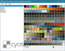 An example of loading a 18-bit palette from OpenRA