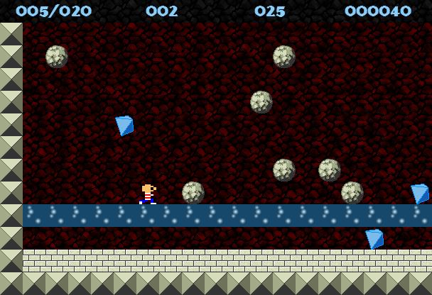 Jewel Rush screenshot