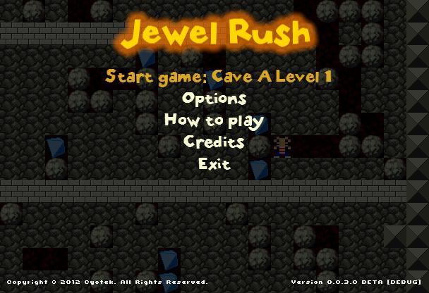 Full Jewel Rush screenshot